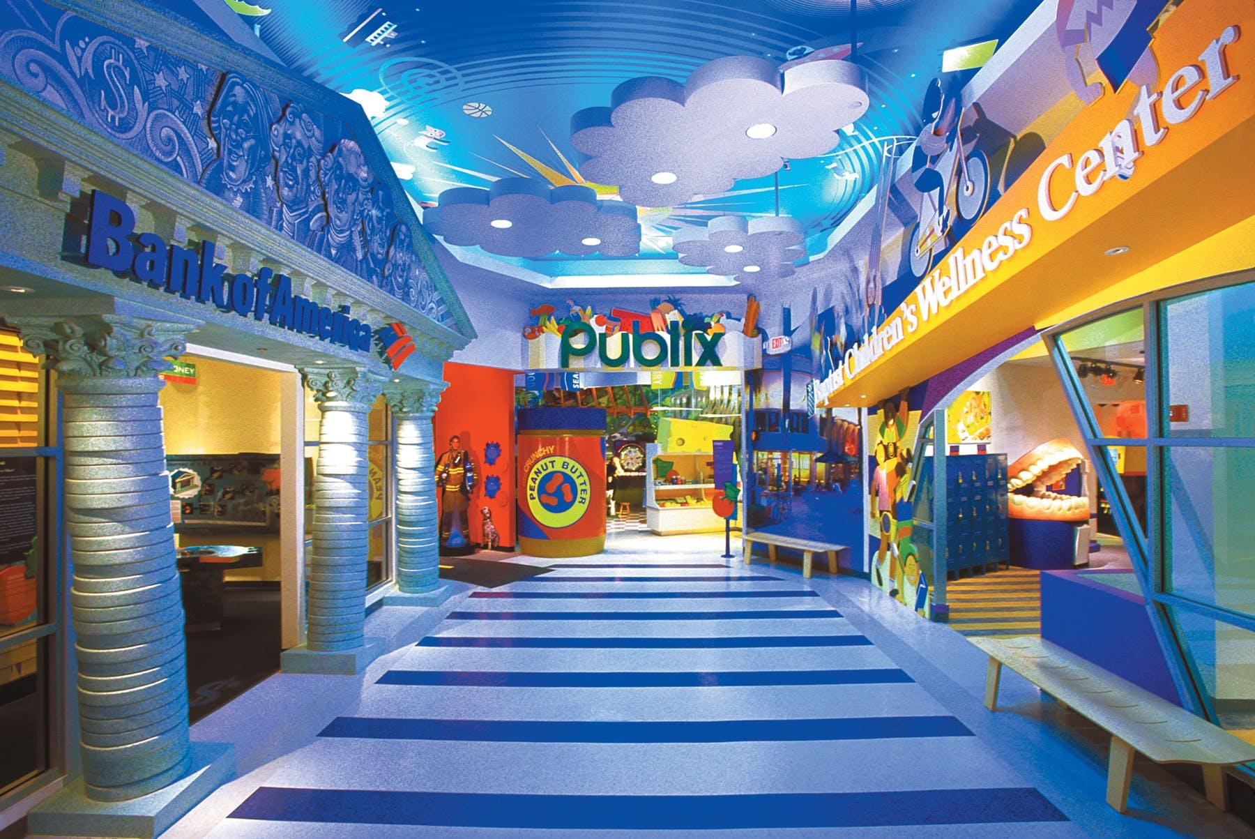 Image result for miami children's museum exhibits